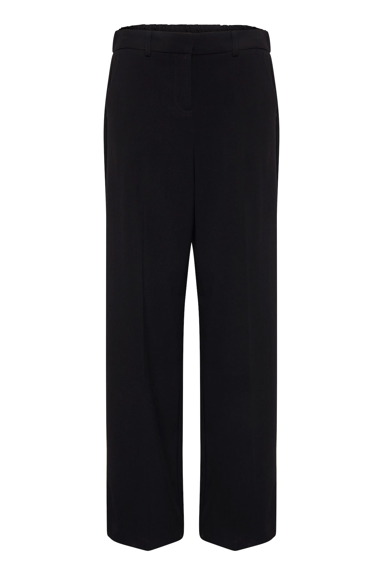B.YOUNG BYDANTA WIDE LEG PANTS 2 - 36 80001 Black