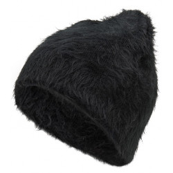 ONLY PELAK HAIRY KNIT HAT, ONLY, Dam