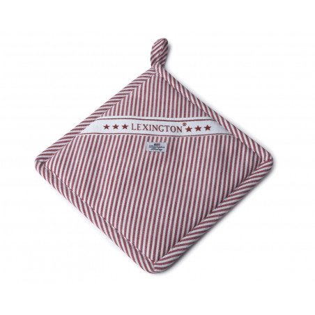 LEXINGTON OXFORD STRIPED POTHOLDER