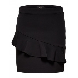 ONLY KELLY FRILL SKIRT TLR, ONLY, Dam