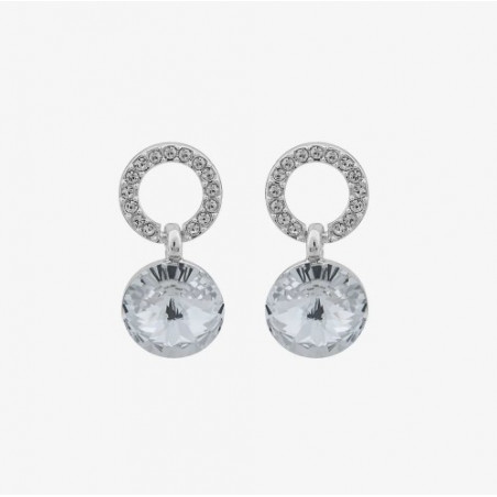 SNÖ OF SWEDEN DARIA PENDANT EAR S/CLEAR
