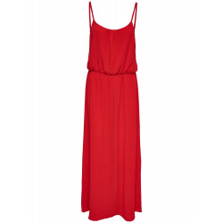 ONLY NOVA STRAP SOLID LUX MAXI DRESS, ONLY, Dam