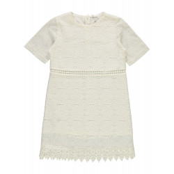 NAME IT NKFISUSAN SS LACE DRESS, NAME IT, BARN