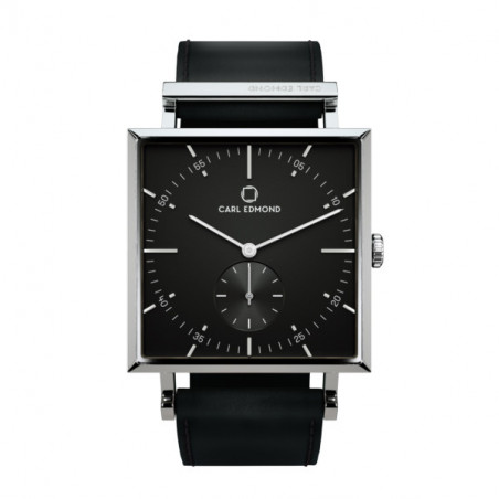 CARL EDMOND GRANIT 34 MM BLACK/BLACK