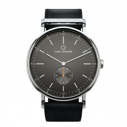 CARL EDMOND RYOLIT 40 MM GUNMETAL/BLACK, CARL EDMOND, Accessoarer