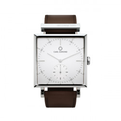 CARL EDMOND GRANIT 29MM WHITE/DK BROWN, CARL EDMOND, Accessoarer