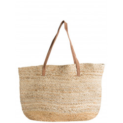 PIECES PCGRACIA STRAW SHOPPER, PIECES, Accessoarer