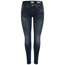 ONLY ALBA REGULAR SKINNY FIT JEANS, ONLY, Dam