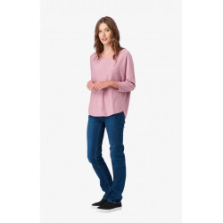 O-NECK SWEATER PLANTA, BOOMERANG, Dam