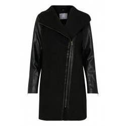 B.YOUNG CIRLINE MIX JACKET, B.YOUNG, Dam