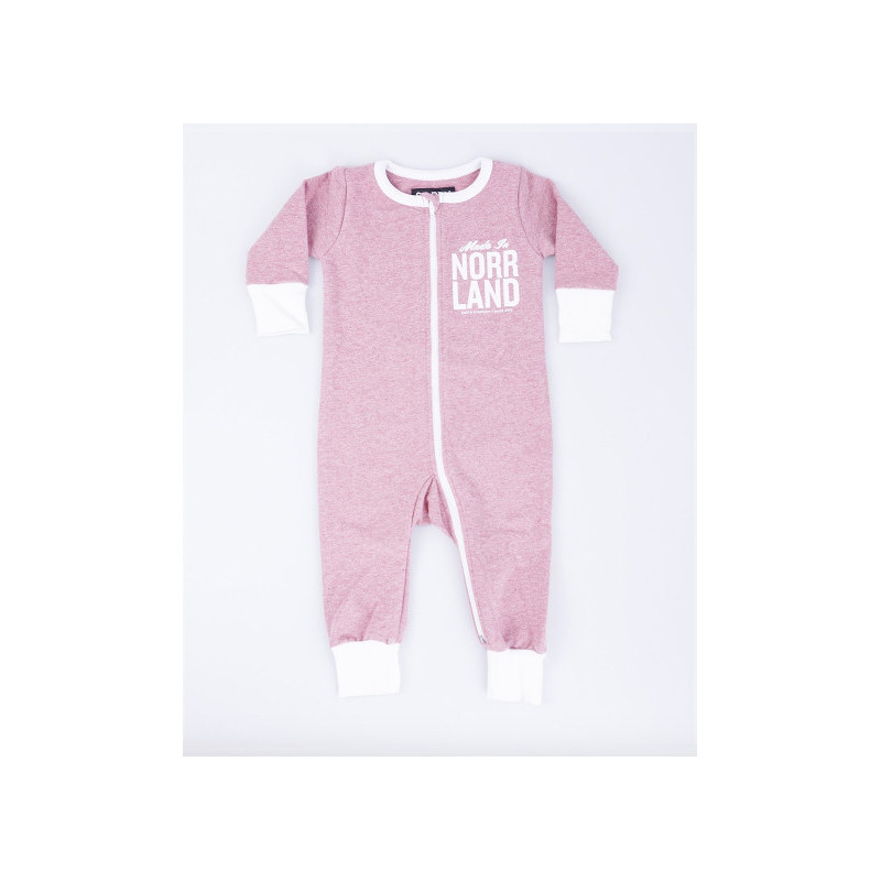 SQRTN MADE IN JUMPSUIT PINK