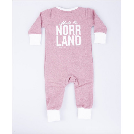 SQRTN MADE IN JUMPSUIT PINK, SQRTN COMPANY, Nyheter
