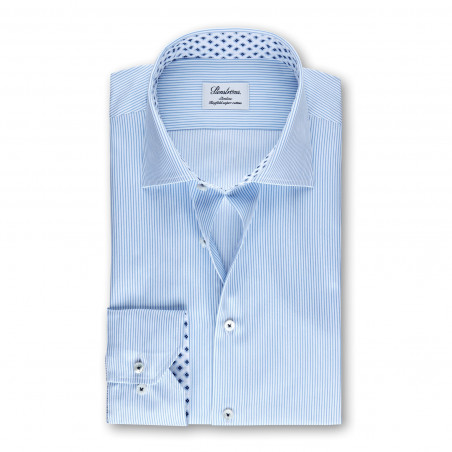 STENSTRÖMS STRIPED SLIMLINE SHIRT