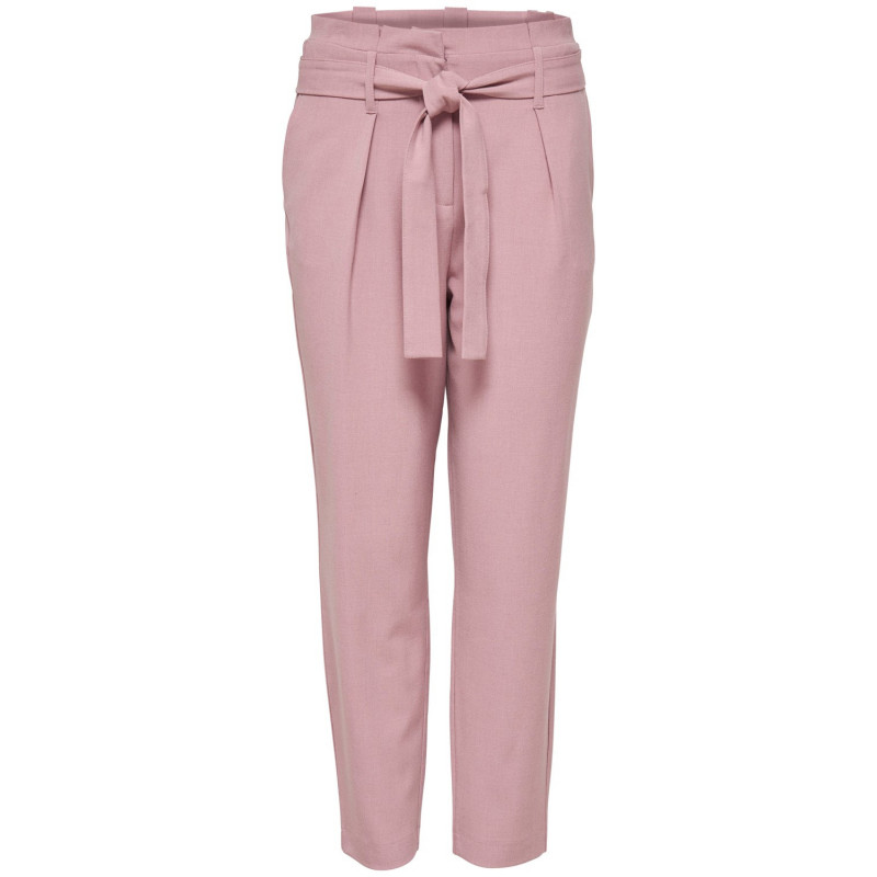 ONLY NICOLE PAPERBAG ANKLE PANTS, ONLY, Dam