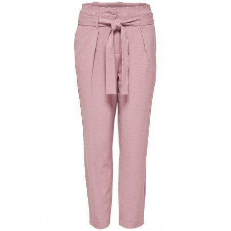 ONLY NICOLE PAPERBAG ANKLE PANTS