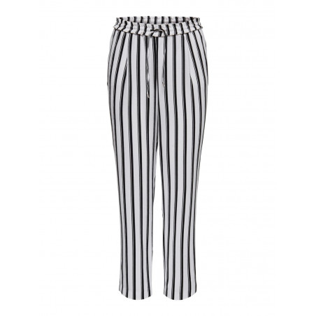 ONLY PIPER MW PULL-UP PANTS TLR, ONLY, Dam