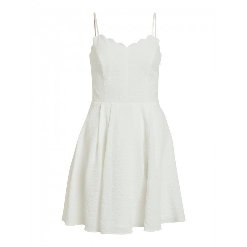 VILA VILINEA STRAP DRESS, VILA, Dam