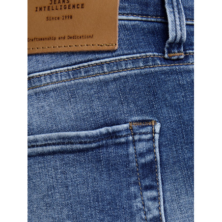 JACK & JONES GLENN ICON - BLUE DENIM, JACK & JONES, Herr