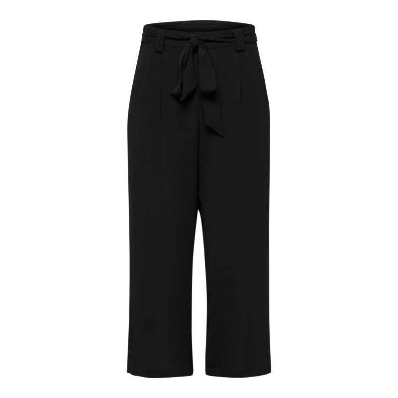 ONLY WINNER PALAZZO PANTS - BLACK, ONLY, Dam