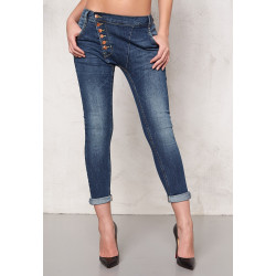 BUBBLEROOM DEANNE GIRLFRIEND JEANS, BUBBLEROOM, Jeans