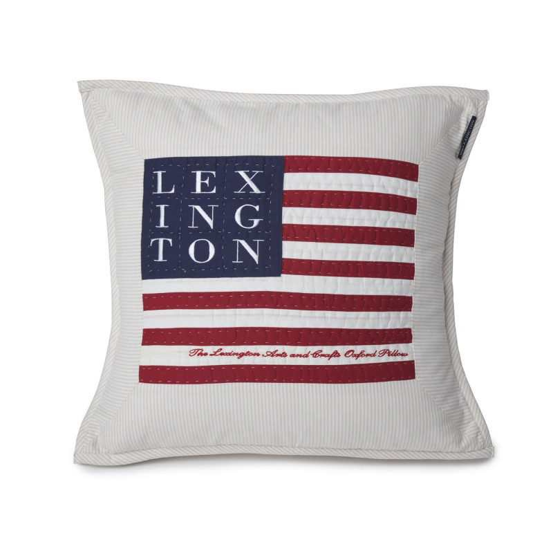 LEXINGTON LOGO ART & CRAFTS SHAM, LEXINGTON, Inredning
